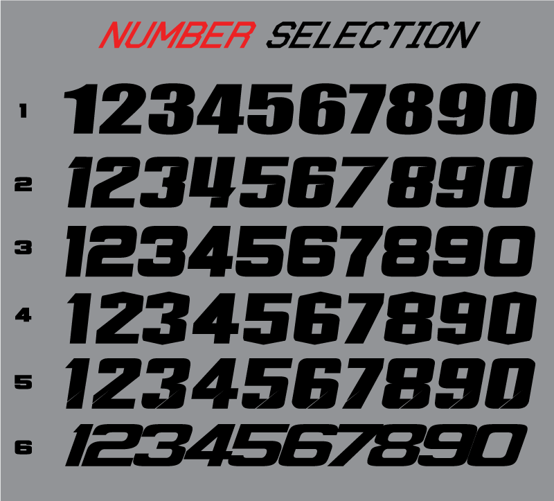 SDC-NUMBER-SELECTION